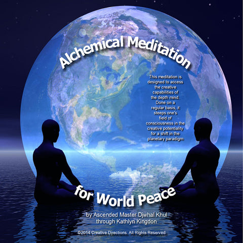 Alchemical Meditation for World Peace