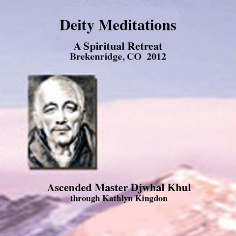 Eight Deity Meditation Set