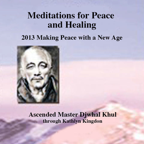 Meditations for Peace and Healing