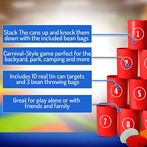 Bean Bag Toss Game For Kids Amp Adults Carnival Party