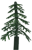 Evergreen Trees for Cake and Cupcake Decorating (12-Pack)