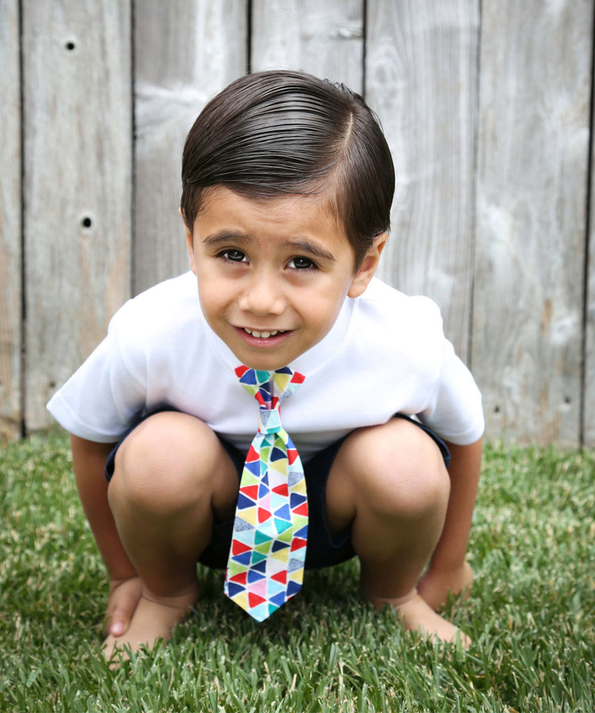 Baby Ties - Plaid Tie - Argyle Tie - Nautical Tie - Boy Tie Outfit - Tie Bodysuit - Newborn Tie - Snap On Tie - Cute Baby Ties - Noah's Boytique Bow Ties - Baby Boy First Birthday Outfit