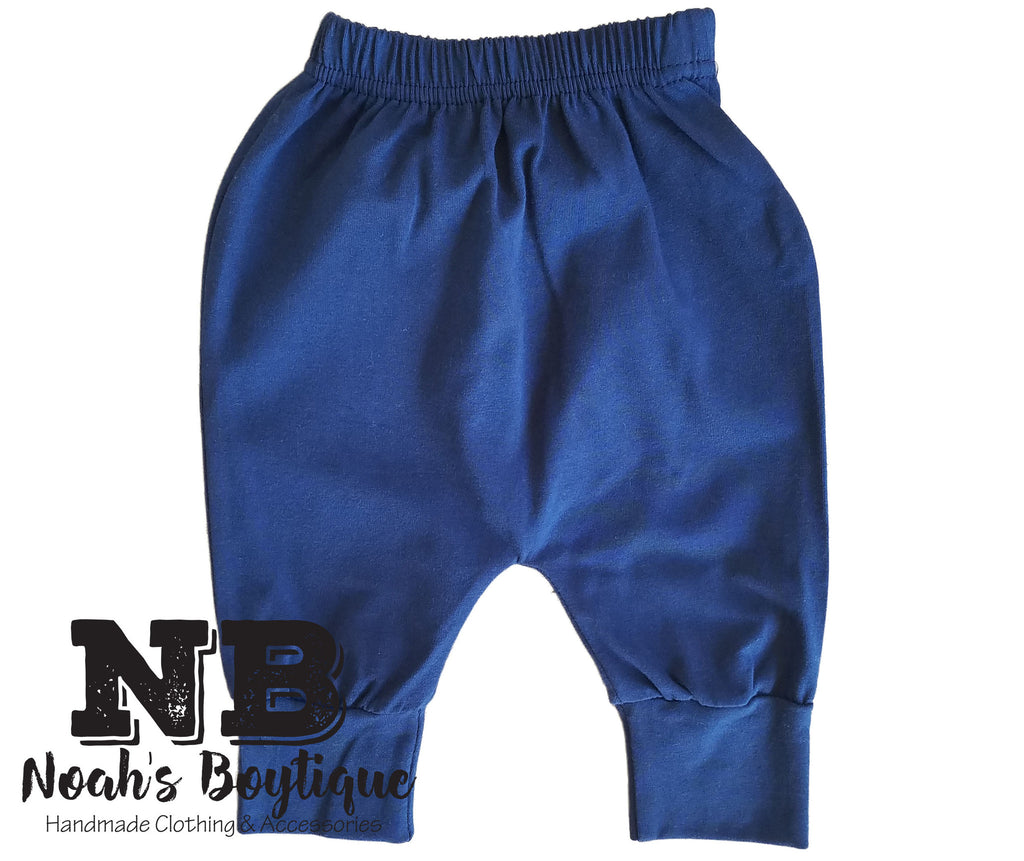 navy blue baby pants leggings pants trendy baby pants toddler boys pants for toddlers pants for baby boys pants for babies noahs boytique newborn boy pants newborn baby boy pants harem pants cute pants for babies blue baby pants baby boy pants baby boy harem pants baby boy