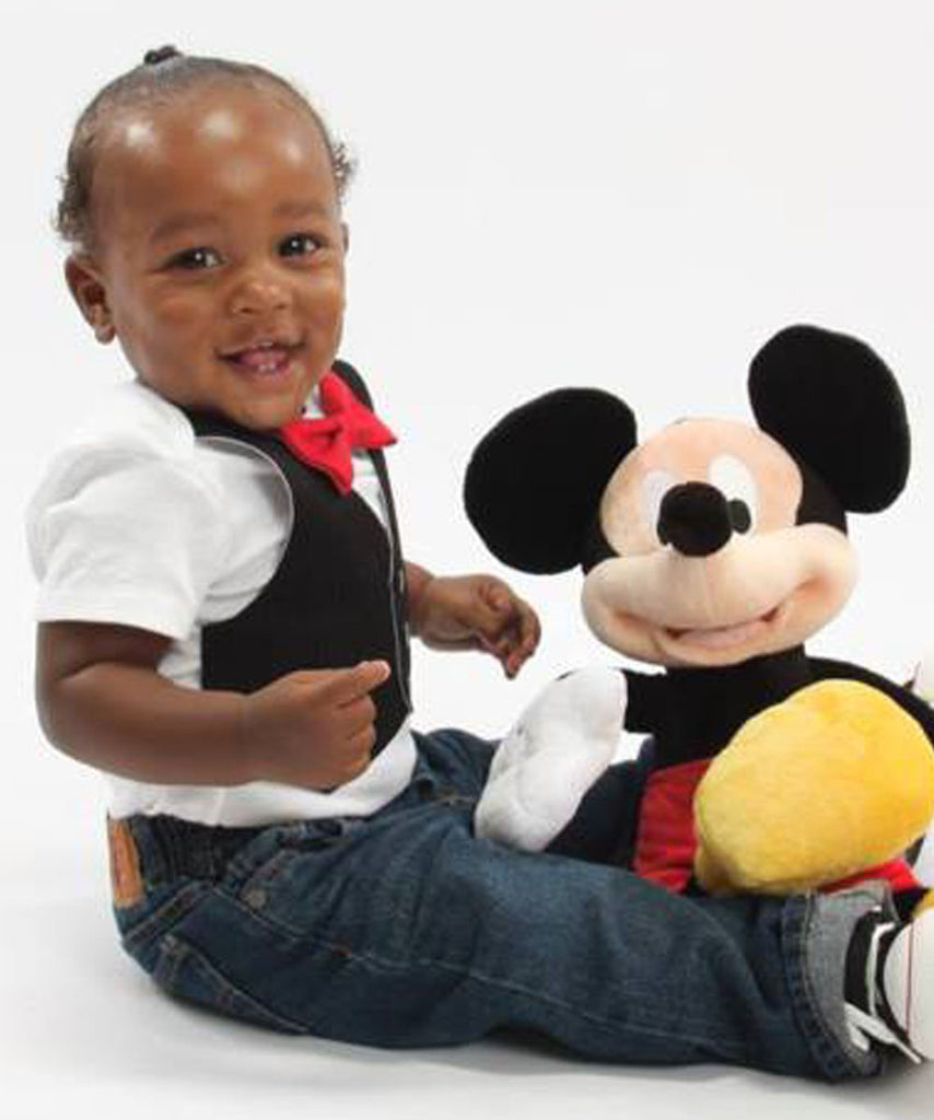 mickey mouse birthday outfit boy