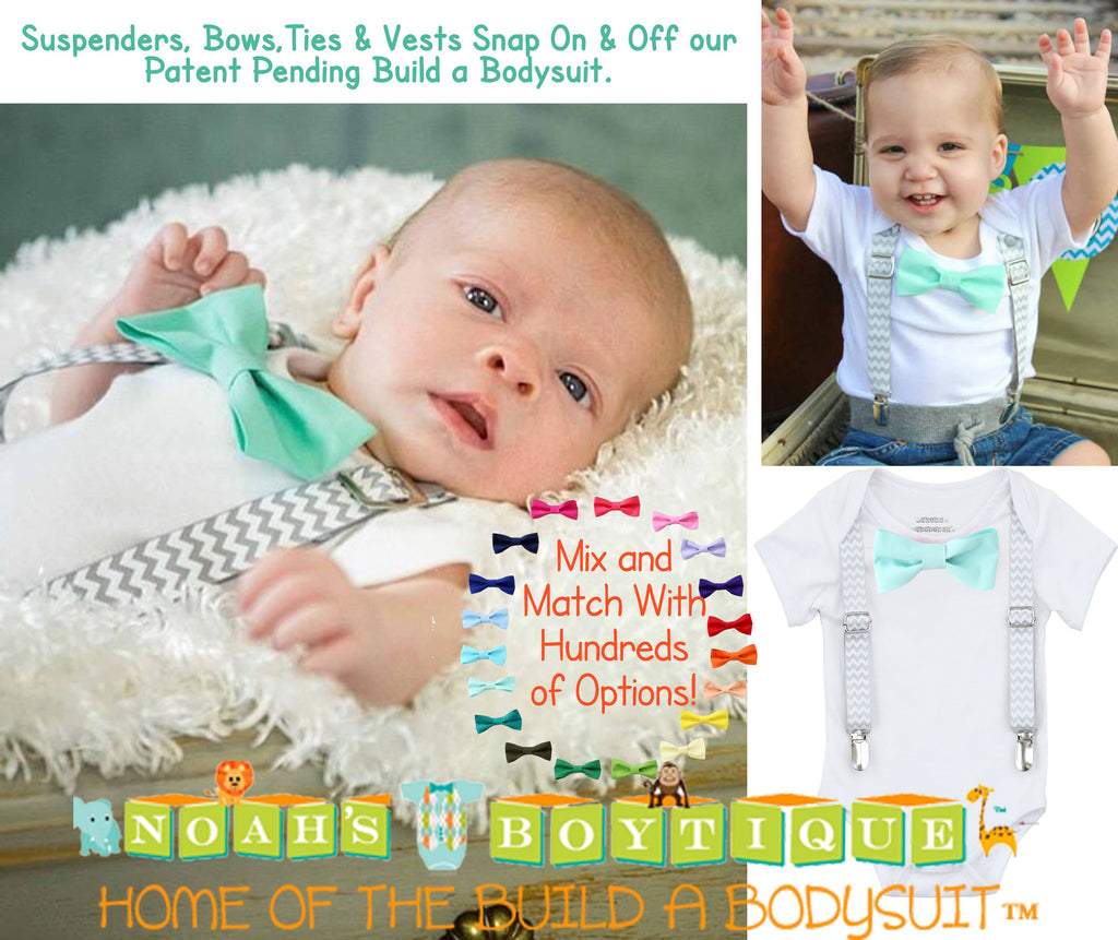 take home from the hospital outfit baby boy noah's boytique