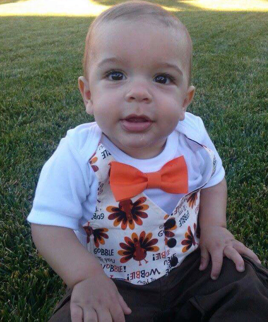 Thanksgiving Outfit for Baby Boy Gobble Till You Wobble ...
