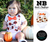 baby boy thanksgiving outfit gobble til you wobble