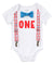 baby boy dr seuss cat in the hat thing 1 things 2 first birthday outfit shirt onesie theme party