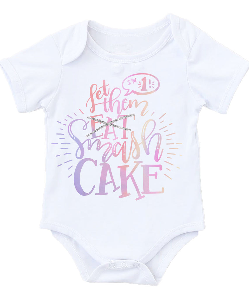 e0801d2b9 First Birthday Outfit Baby Girl Unicorn Pastel Colors Pink – Noah's Boytique