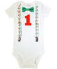 very hungry caterpillar first birthday outfit baby boy shirt 1st suspenders onesie cake smash