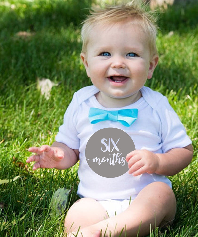Gift Set Shower Gift Baby Boy Tie Bodysuit and Matching Baby Legs Baby Boy Picture Outfit