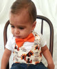 Thanksgiving Outfit Baby Boy Gobble Til You Wobble - Turkey - Thanksgiving Shirt - Fall Baby Boy Clothes - Pumpkin Patch - Vest Bow Tie
