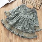 autumn baby toddler girls dress toddler dresses for fall mustard toddler girls dress lace dress girl girls dresses for fall boho dresses for toddler girls grey