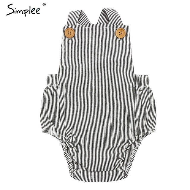 Mother and kids casual button dress Solid matching mom baby family clothes outfits beach dress Cute baby romper mom summer dress