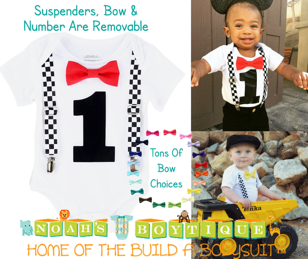 Race Car Birthday Shirt