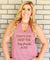 cute funny shirts tank for moms keep the tiny people alive gift v neck muscle country rustic gold pink dusty rose white