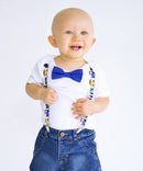 Train Birthday Shirt - First Birthday - 1st Birthday -Baby Boy - Train Theme Party - Baby Boy Train - Baby Boy Clothes - Birthday Outfit
