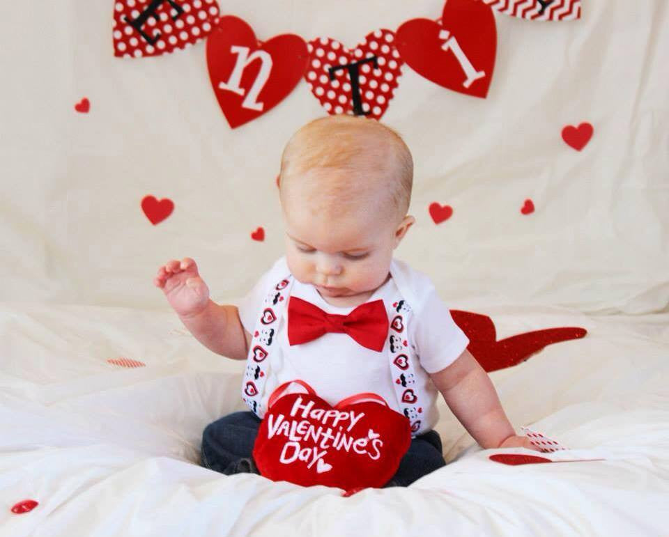 Baby boy valentines day outfit valentines day shirt newborn boy toddler boy