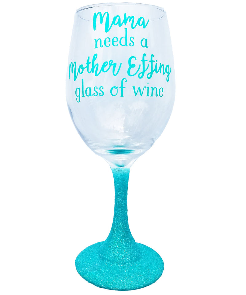 wine glasses with sayings, wine glasses for moms, glitter wine glass, funny wine glasses with quotes, wine glass gift for moms, mom juice, moms sippy cup, gift for wine lovers mom life mommy medicine
