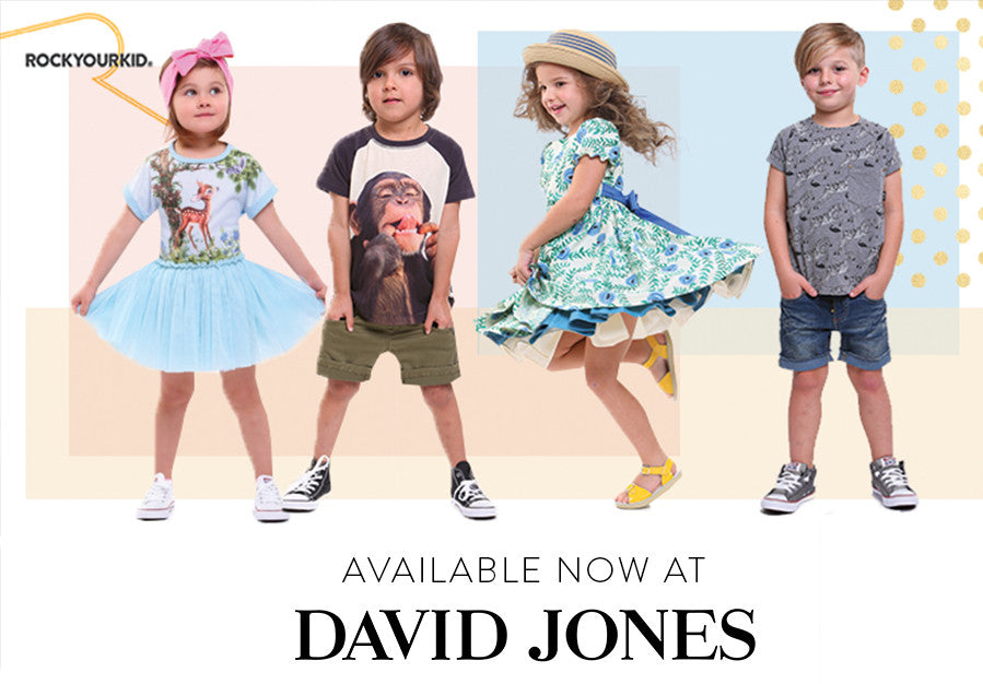 SS16 Hit's David Jones!
