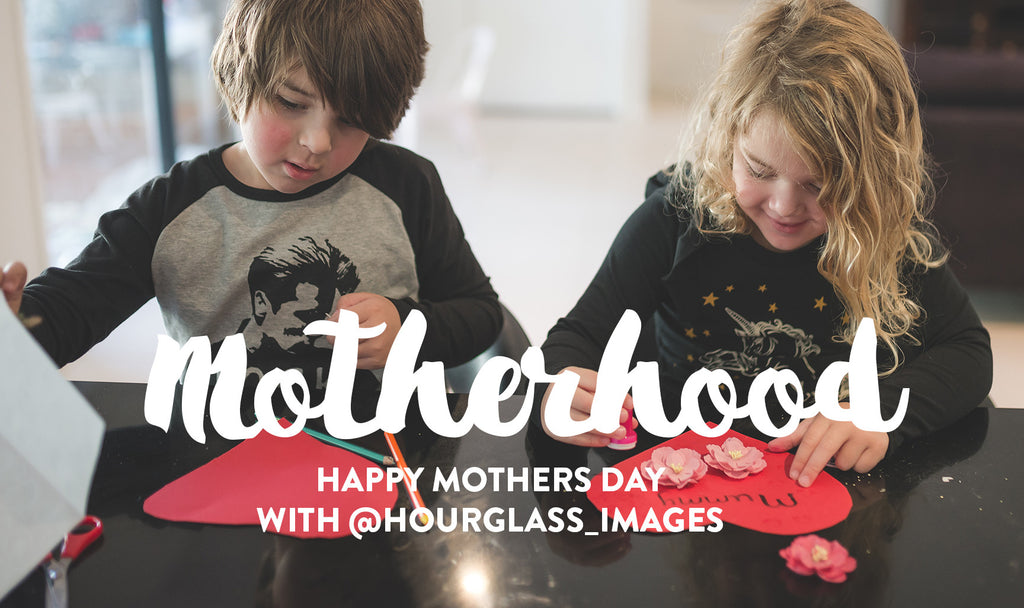 Motherhood - Happy Mothers Day with @hourglass_images