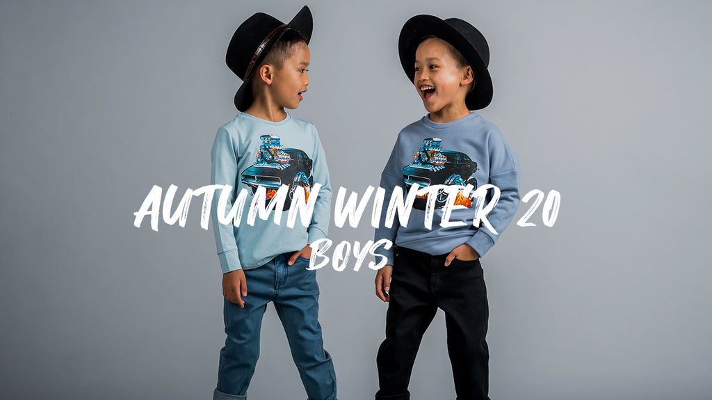 AW20 Drop 1 Boys Feature