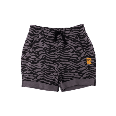 EYE OF THE TIGER SLOUCH SHORTS