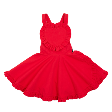LOVE HEART AUDREY DRESS