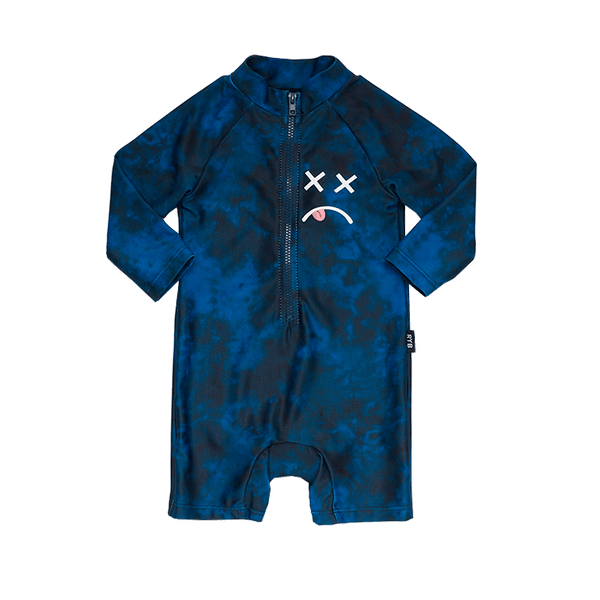 CROSS EYES ONESIE