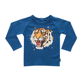 TIGER STAR BABY T-SHIRT