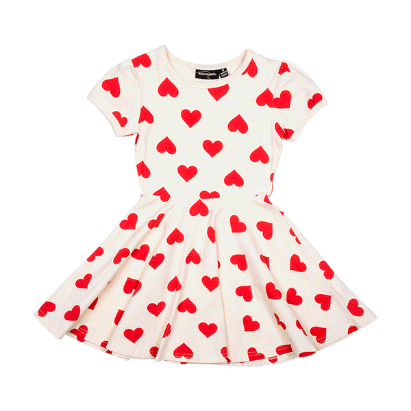 SWEETHEART WAISTED DRESS