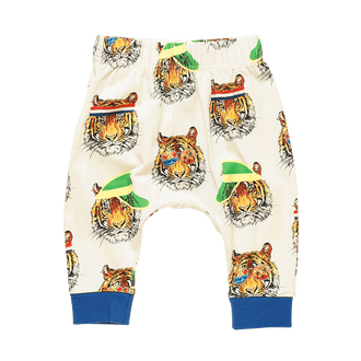 RETRO TIGER BABY PANTS