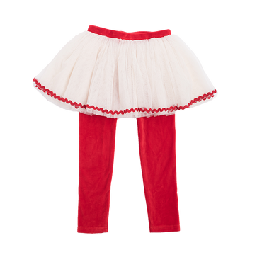 RED VELVET CIRCUS TIGHTS