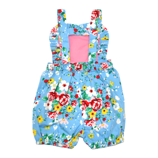 IN BLOOM AUDREY BABY ROMPER