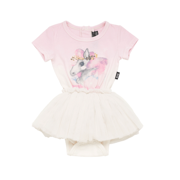 RAINBOW BRUMBY BABY CIRCUS DRESS