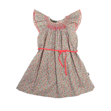 SALLY SMOCK DRESS