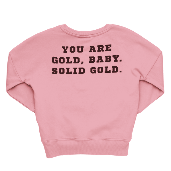 YOU ARE GOLD JUMPER