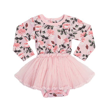 SHABBY CHIC BABY CIRCUS DRESS