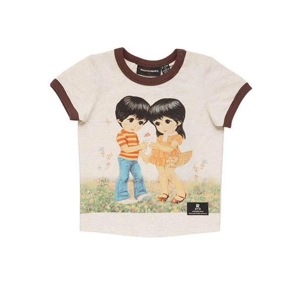 YOUNG LOVE BABY T-SHIRT