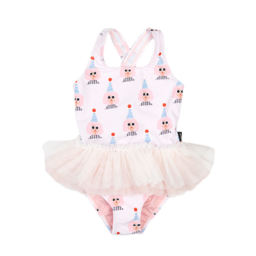 PARTY GIRL BABY TULLE ONE PIECE