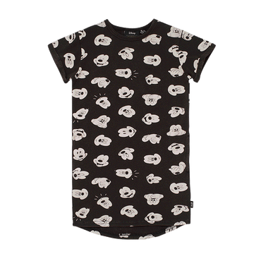 MICKEY VISAGE T-SHIRT DRESS