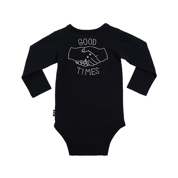 GOOD TIMES BABY BODYSUIT