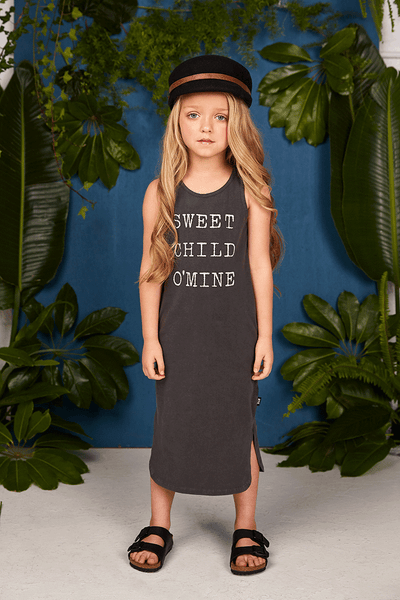 SWEET CHILD MAXI SINGLET DRESS
