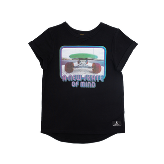 A SKATE OF MIND T-SHIRT