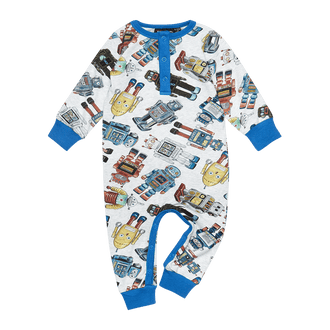 ROBOTIC BABY PLAYSUIT