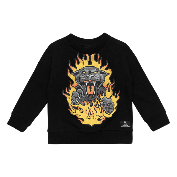 WILD CHILD BABY SWEATSHIRT