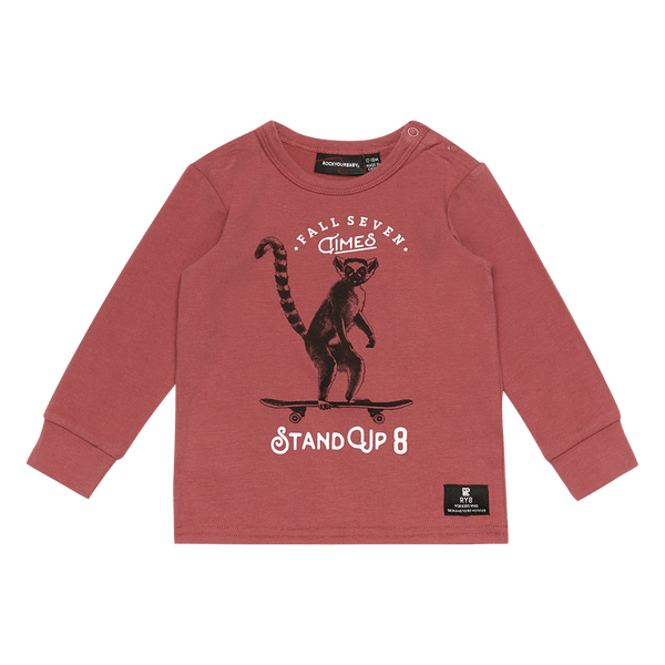 STAND UP BABY T-SHIRT