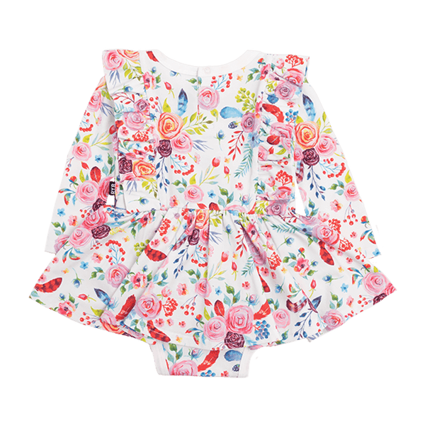 BOHEMIAN RHAPSODY BABY FLORRIE WAISTED DRESS