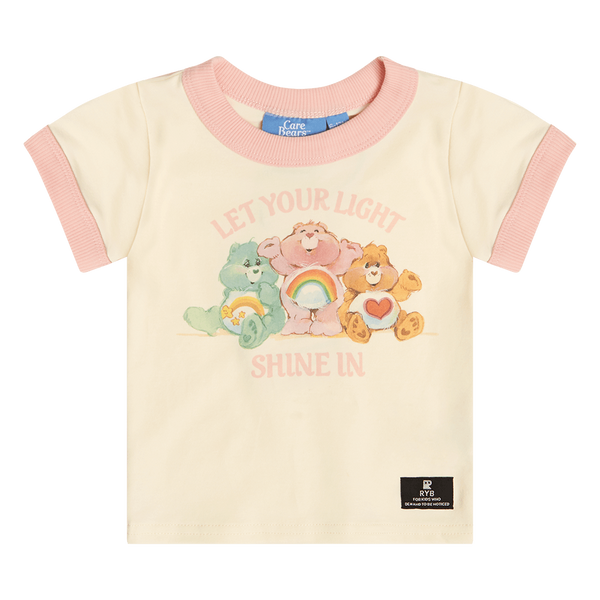 LET YOUR LIGHT SHINE IN BABY T-SHIRT
