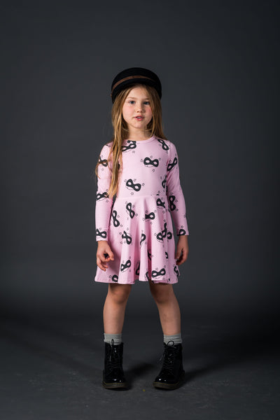 BANDIT GIRL WAISTED DRESS